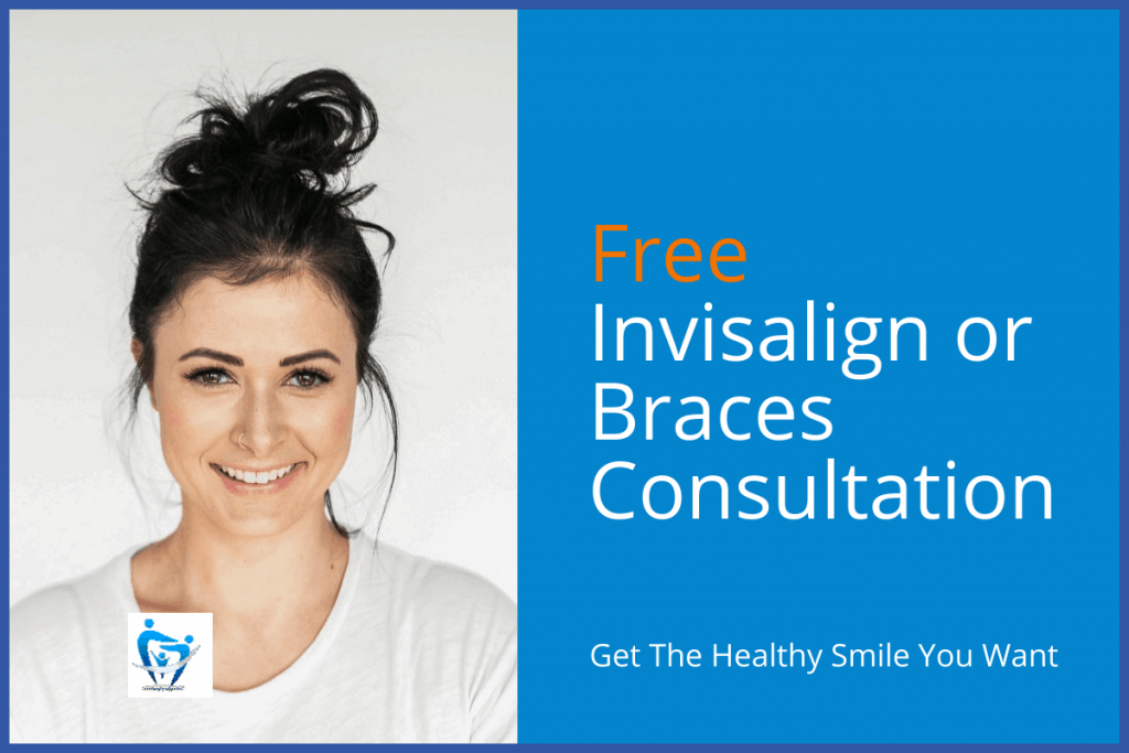 Free Braces or Invisalign consultation offer